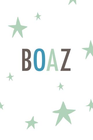 Claer Boaz