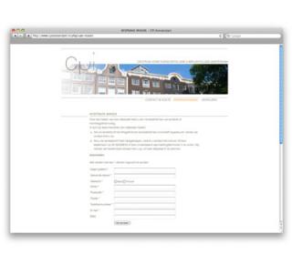 Claer Cpi Claartje van den Oever site