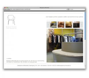 Claer Maatpak voor meubels 1