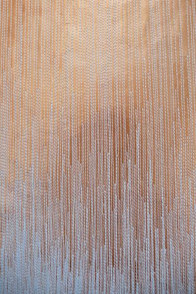 Claer claartje van den oever Koper Akoestisch, Textielobject, Wandkleed 3