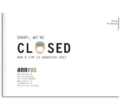 Claer Annexs Closed 1 Claartje van den Oever